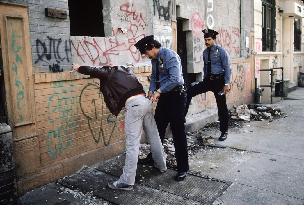 Photo:  1984 - Lower East Side NYC