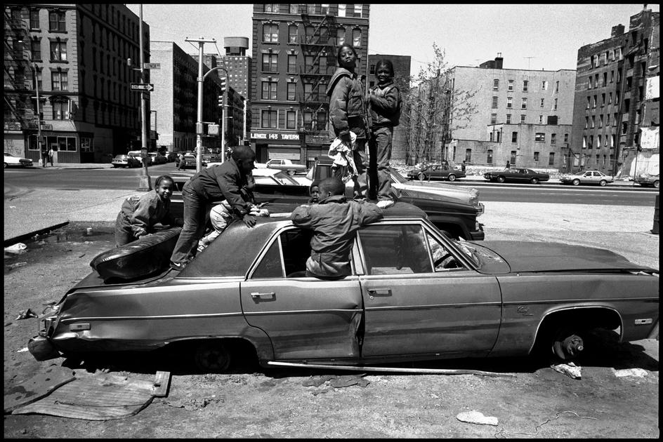 Photo:  1987 - Harlem
