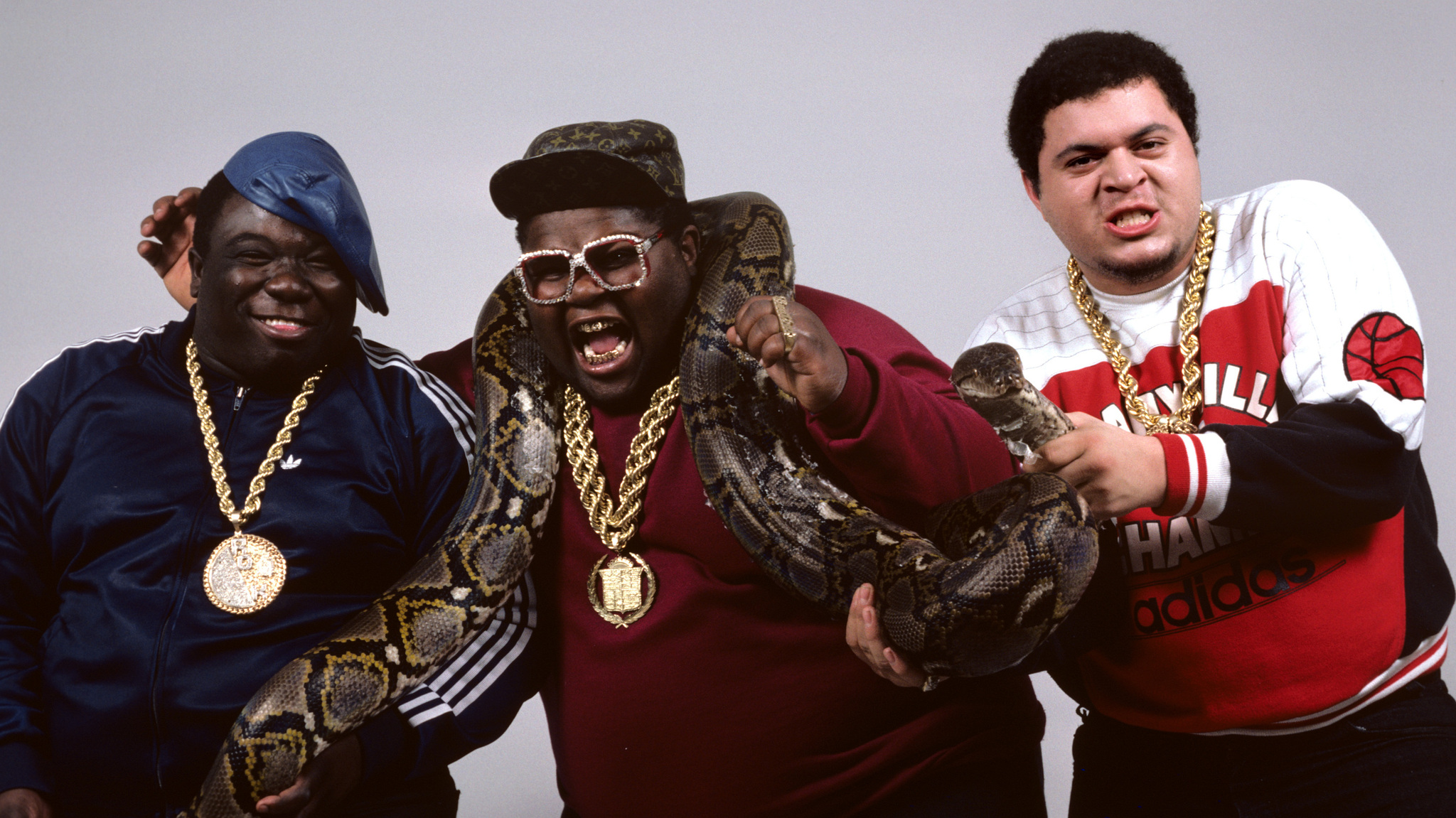 Photo: The Fat Boys