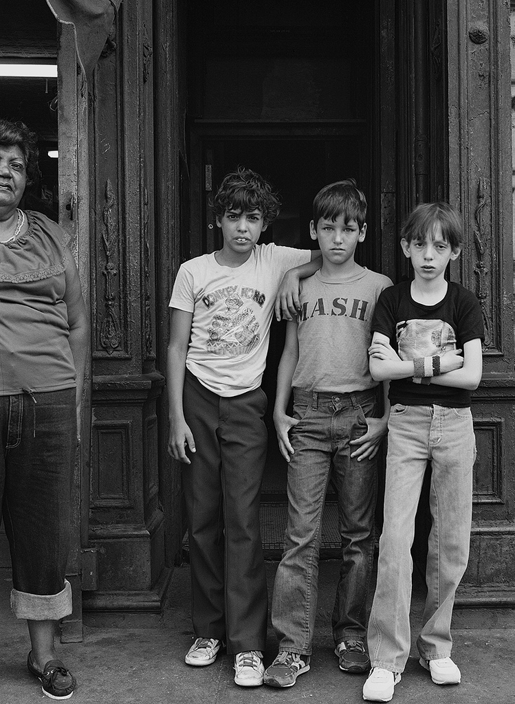 Photo:  1980s NYC - By Carl Burton