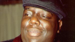 Photo:  Biggie Smalls
