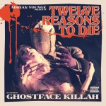 Cover Art:  Twelve Reasons to Die