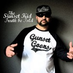 Cover Art:  The Sunset Kid - Truth be Told