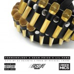 Cover Art:  Termanology ft. Lil Fame & Sean Price - I Rock Mics