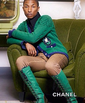 Photo:  The New Face of Chanel