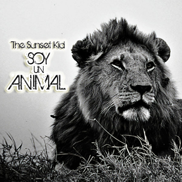 Image:  Cover Art for Soy un Animal by The Sunset Kid