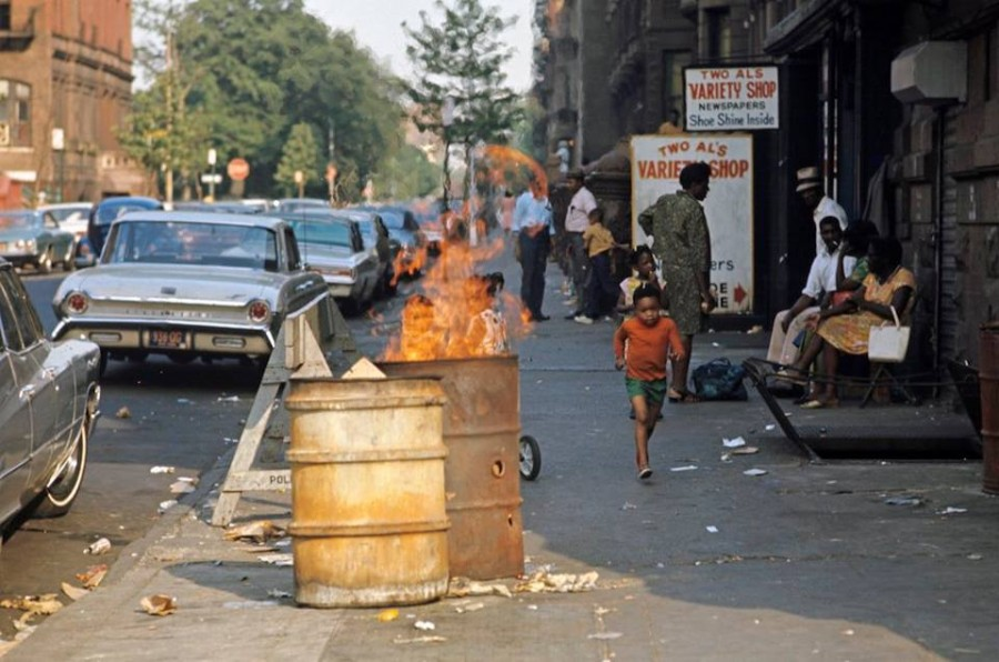 Photo: Harlem - July 1970