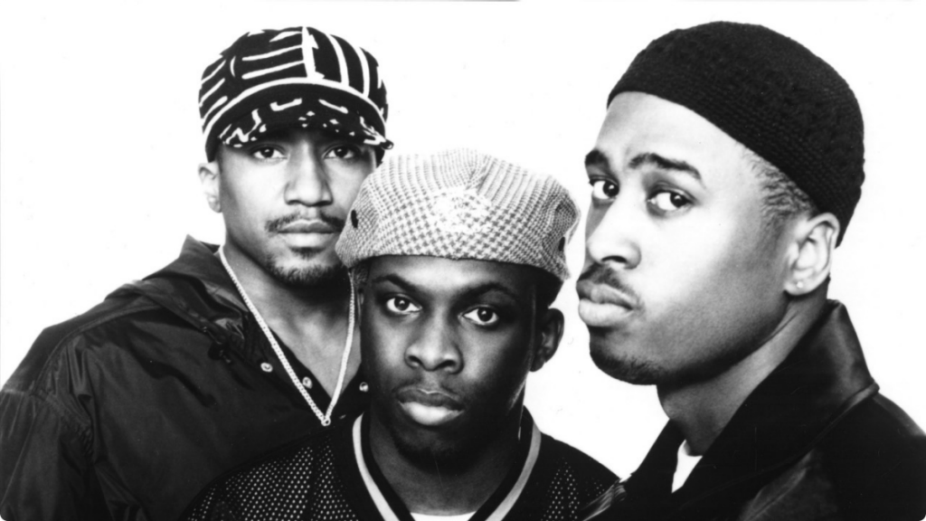 Photo: A Tribe Called Quest