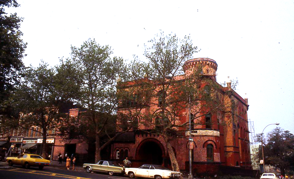Photo: Old 68th Precinct in Brooklyn